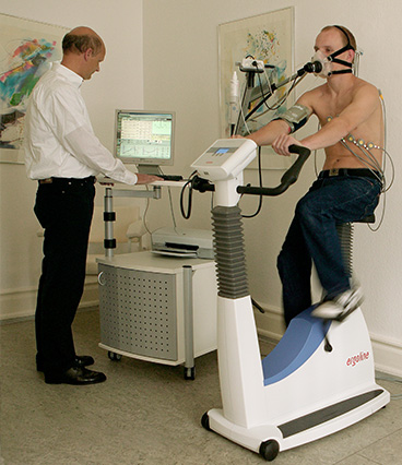 Spiroergometrie, Dr. Herold, Wiesbaden